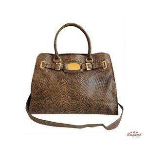 Authentic Michael Kors Hamilton 2-Way Bag